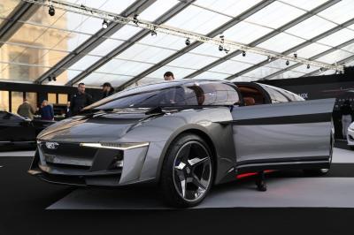 GFG Sybilla | nos photos au Festival Automobile International 2020