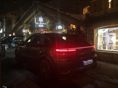 Porsche Cayenne Turbo S E-Hybrid | Les photos de notre essai dans les Alpes