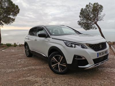 Peugeot 3000 Hybrid4 | nos photos de l'essai