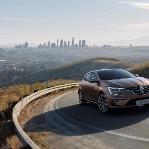 Nouvelle Renault Mégane 2020 | Les photos de la compacte restylée