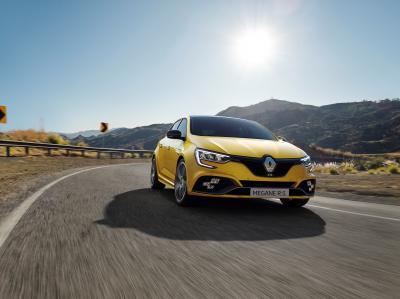 Renault Mégane R.S. et R.S. Trophy 2020 | Les photos de la nouvelle compacte en mode sport