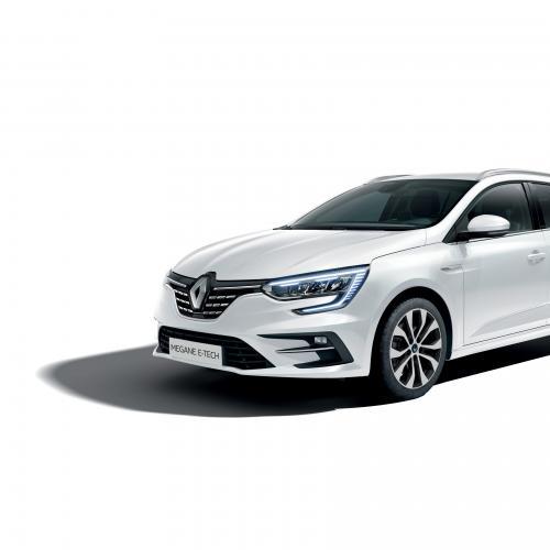 Renault Mégane E-Tech Plug-in | Les photos de la version Estate électrisée