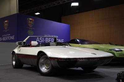 La fabuleuse collection ASI Bertone | nos photos de l'exposition au Rétromobile 2020