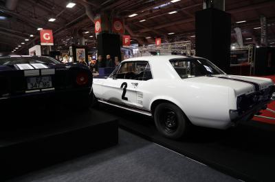 Vente Artcurial 2020 | nos photos des Ford Mustang GT390 et Ford GT de Johnny Hallyday