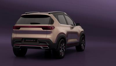 Kia Sonet : les photos du SUV compact