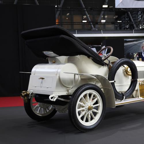 125 ans de Skoda | nos photos au Rétromobile 2020