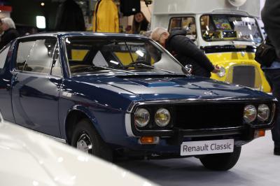 Renault Classic | nos photos de l'exposition à Rétromobile 2020