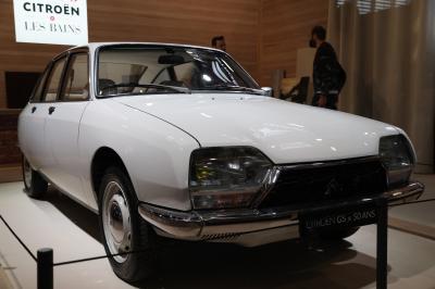 Les 50 ans de la Citroën GS | nos photos des GS et GSA à Rétromobile 2020