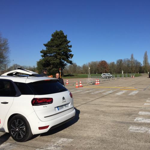 Projet européen Autopilot | Les photos des démonstrations de voitures autonomes