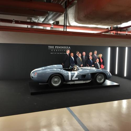 The Peninsula Classics Best of the Best Award 2019   Nos photos de la voiture récompensée