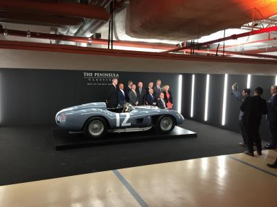 The Peninsula Classics Best of the Best Award 2019 | Nos photos de la voiture récompensée