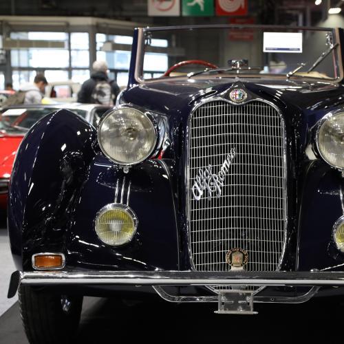 Alfa Romeo 6C 2300 B chez Artcurial | Les photos de la belle italienne invendue à Rétromobile 2020