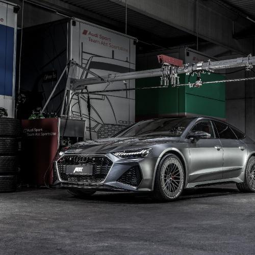 Audi RS7 Sportback par ABT Sportsline   Les photos du coupé 4 portes de 700 ch