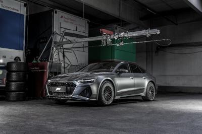 Audi RS7 Sportback par ABT Sportsline | Les photos du coupé 4 portes de 700 ch