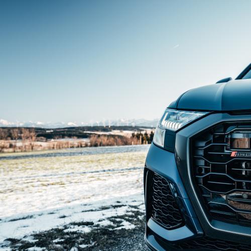Audi RS Q8 par ABT Sportsline   Les photos du SUV Coupé de 700 ch