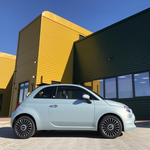 Fiat 500C Hybrid   les photos de notre essai en Italie