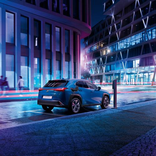 Lexus UX 300e | Les photos du SUV compact 100% électrique