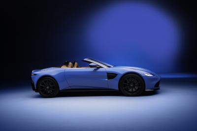 Aston Martin Vantage Roadster | Les photos de la nouvelle sportive britannique découvrable