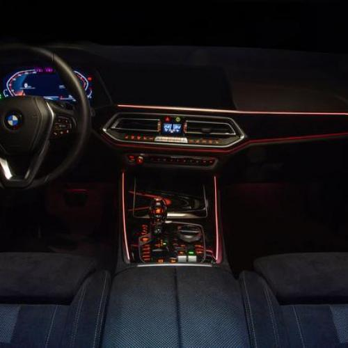 BMW X5 Timeless Edition | Les photos du SUV réalisé en partenariat avec Alcantara