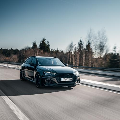 Audi RS4 par ABT Sportsline | Les photos du break de 510 ch