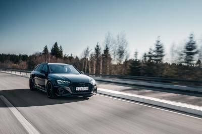 Audi RS4 par ABT Sportsline | Les photos du break de 510 ch