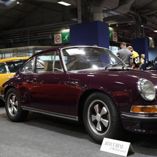 Vente aux enchères Rétromobile 2020 | Nos photos des Porsche de route vendues par Artcurial