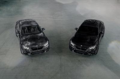 BMW M2 Competition by Futura 2000 | Les photos des trois modèles peints par l'artiste