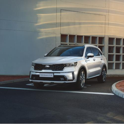 Nouveau Kia Sorento : toutes les photos de la 4ème génération du SUV