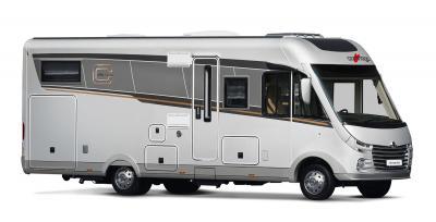Carthago chic s-plus | les photos officielles du camping-car premium