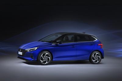 Nouvelle Hyundai i20 | les photos officielles de la 3e génération