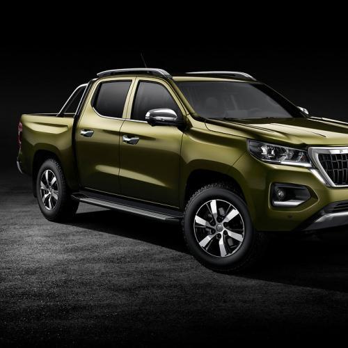 Peugeot Landtrek | les photos officielles du pick-up
