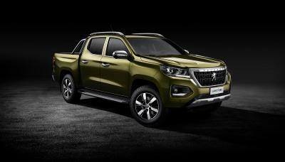 Peugeot Landtrek | les photos officielles du pick-up