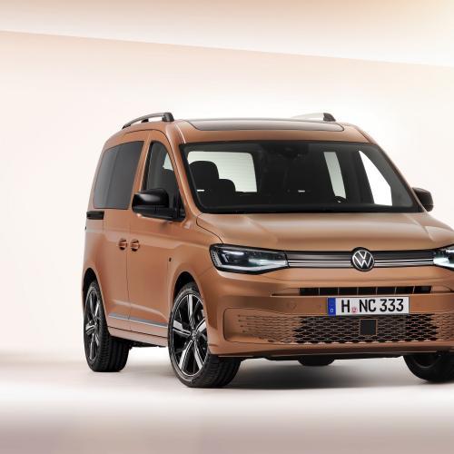 Volkswagen Caddy | les photos officielles de la 5e génération
