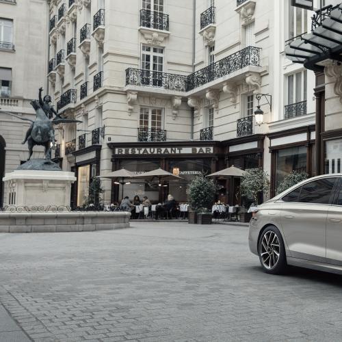 DS9 (2020) | Les photos de la berline de luxe française