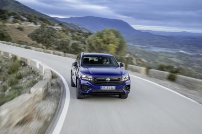 Nouveau Volkswagen Touareg R eHybrid : toutes les photos du SUV plug-in
