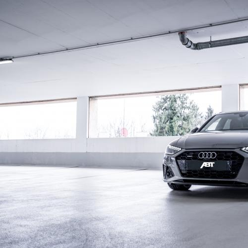 Audi A4 par ABT Sportsline | Les photos du break allemand préparé