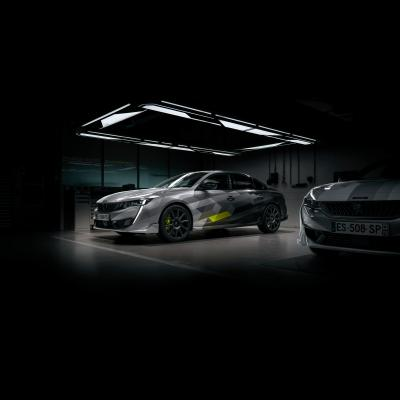 Peugeot 508 PSE | les photos officielles de la berline sportive