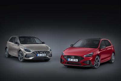 Hyundai i30 (2020) | Les photos officielles de la nouvelle compacte coréenne