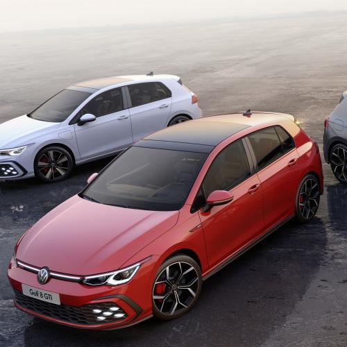 Volkswagen Golf GTE (2020) | Les photos de la sportive hybride rechargeable