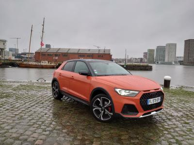 Audi A1 Citycarver | Toutes les photos de notre essai de l'A1 rehaussée