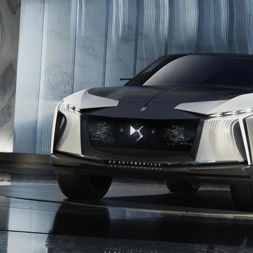 DS Aero Sport Lounge   les photos officielles du concept futuriste