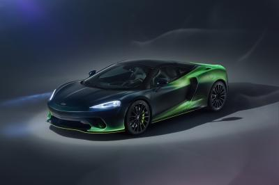 McLaren Verdant Theme GT by MSO | Les photos de la supercar en tenue spéciale