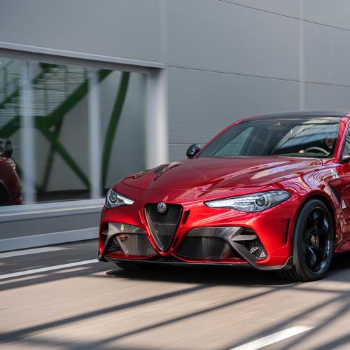 Alfa Romeo Giulia GTA | les photos officielles