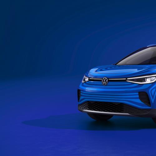 Volkswagen ID 4 | les photos officielles du SUV compact électrique