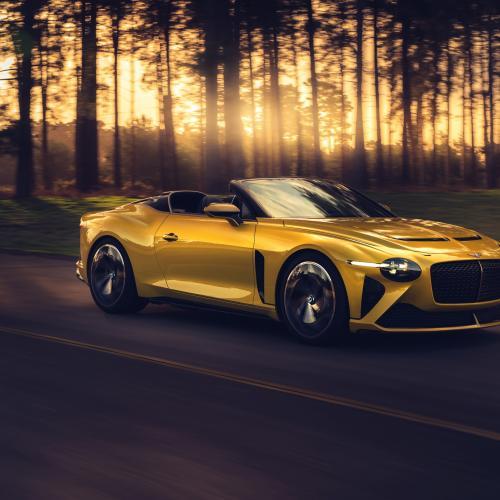 Bentley Bacalar | les photos offiicielles
