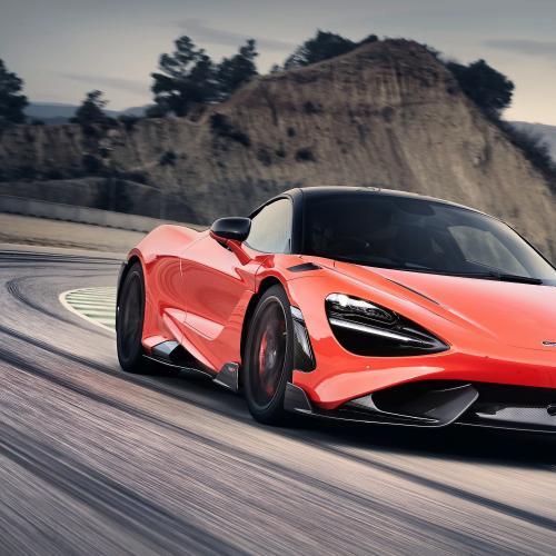McLaren 765 LT | Les photos officielles de la plus performante des Super Series