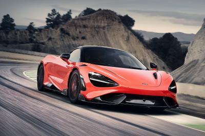McLaren 765 LT   Les photos officielles de la plus performante des Super Series