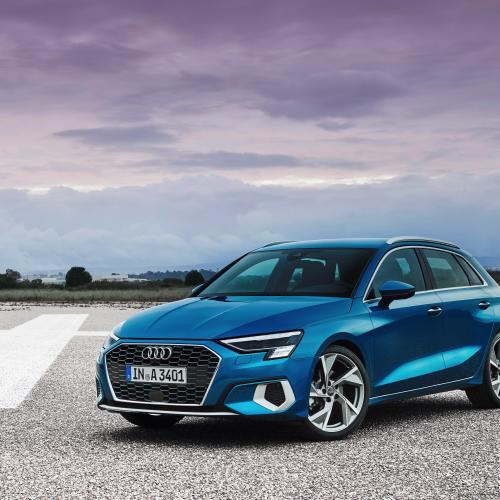Nouvelle Audi A3 Sportback | les photos officielles de la compacte premium