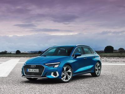 Nouvelle Audi A3 Sportback   les photos officielles de la compacte premium