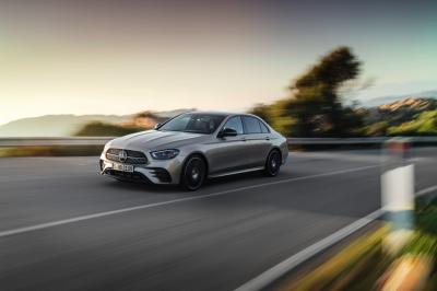 Mercedes Classe E (2020)   Les photos officielles des différentes versions